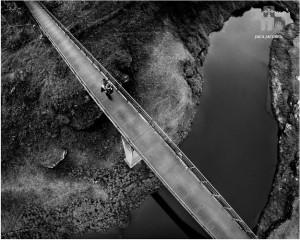 """Fotografía ganadora del concurso """"Peregrino en el Camino"""""""