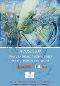 Rosana Calvo exposición