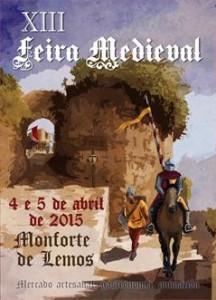 feira Medieval en Monforte
