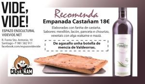 Empanada Castañam