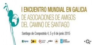 Encuentro mundial en galicia de asociaciones de amigos del camino de santiago