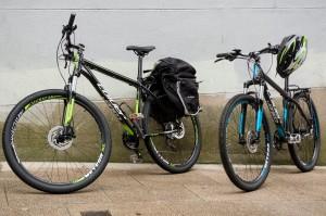 Modelos de bicicleta para esta temporada 2015 de Cycling The Camino