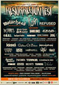 Cartel Resurrection Fest 2015