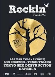 Rockin Carballo 2015