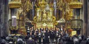 concierto en la catedral