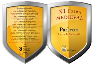 Díptico Feira Medieval 1