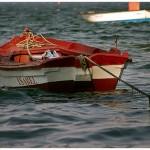 barca típica gallega