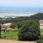 Laguna baldaio , Carballo : Costa da morte