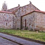 Iglesia San Marcos Corcubión : Costa da morte