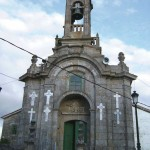 Iglesia Traba Coristanco : Costa da morte