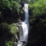 cascada río de Galicia