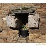 Galicia piedra ventana