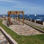 Paseo marítimo Caión Costa da morte: A Laracha
