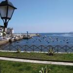 Puerto de Caión Costa da morte: A Laracha