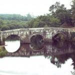 Puente brandomil Zas, Costa da morte