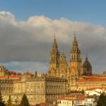 Vistas de la Catedral de Santiago