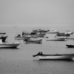 Embarcaciones en la Costa da Morte