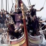 Barco vikingo Catoira