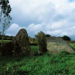 Megalitismo Moura Aldemunde , Carballo