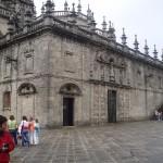 plaza quintana catedral santiago