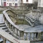 Escalinatas San Martín Pinario