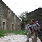 _Camino de Santiago-casa da Tulla, Ramil-Triacastela 008