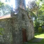 Capela de San ALberte Camino de Santiago, Guitiriz