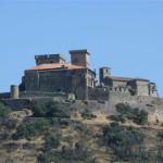 Castelo medieval de Monterrei S. XII e XV