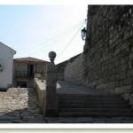 Cuesta del Carmen y albergue de peregrinos _ padrón