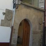 Entrada do Museo de Melide