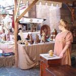 Feira medieval noia
