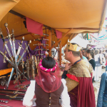 Feria medieval noia