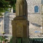 Monumento Rosalía de Castro