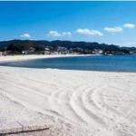 Playa en Sanxenxo