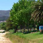 Parque en playa de Boiro