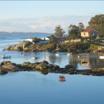 Vistas de la orilla