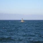 Faro solitario