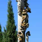 Arquitectura popular en Cangas