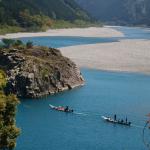 Ruta acuática del Kumano Kodo-río Kumano