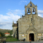 Iglesia en Cangas