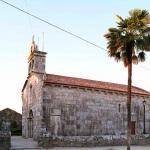 Iglesia en Boiro