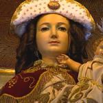 Santo en Catedral de Pontevedra