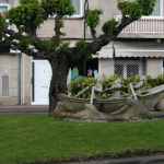Estatua marinera