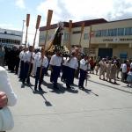 Fiestas populares en Burela