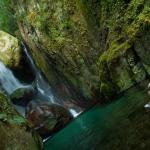Aguas sagradas en el Kumano Kodo