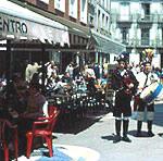 Fiestas en Vilagarcía