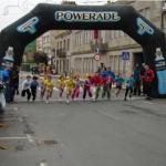 Carrera popular en Bueu