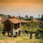 Arquitectura popular en Sanxenxo