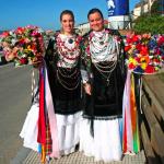 Fiesta popular Cangas