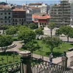 Parques de Pontevedra